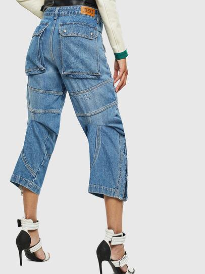 Diesel - DE-MIRY, Blu Jeans - Pantaloni - Image 2