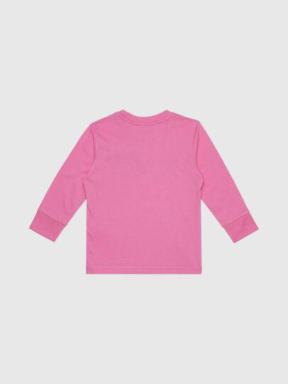 Diesel - TDIEGOCUTYB-FL ML-R, Rosa - T-shirts e Tops - Image 2