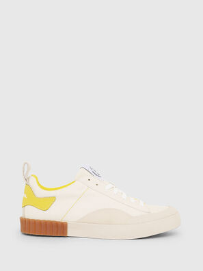 S-BULLY LC W, Bianco/Giallo - Sneakers