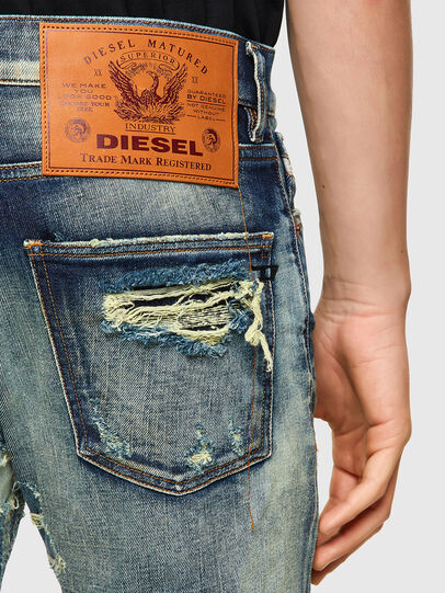Diesel - D-Kras 009VI, Blu Chiaro - Jeans - Image 3