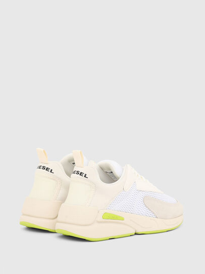 Diesel - S-SERENDIPITY LOW CU, Bianco - Sneakers - Image 3