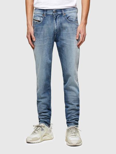 Diesel - D-Strukt 009NS, Blu Chiaro - Jeans - Image 1