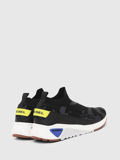 Diesel - S-KB SOCK QB, Nero - Sneakers - Image 3