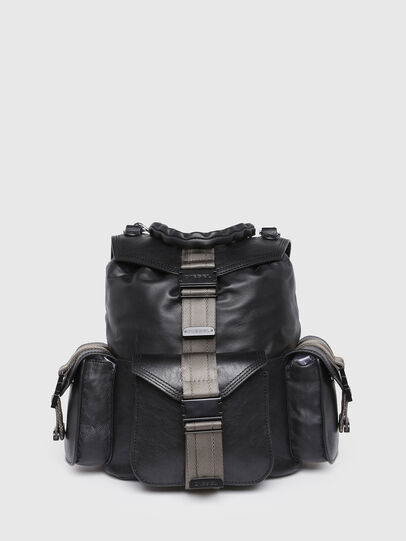 Diesel - MISS-MATCH BACKPACK, Antracite - Zaini - Image 1