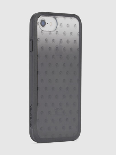 Diesel - MOHICAN HEAD DOTS BLACK IPHONE 8 PLUS/7 PLUS/6s PLUS/6 PLUS CASE, Nero - Cover - Image 6