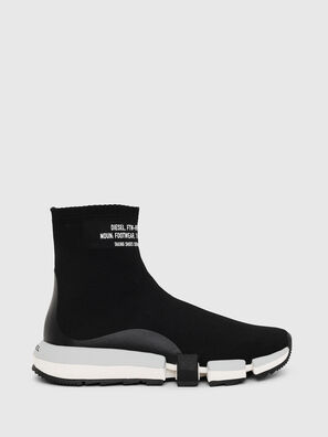 H-PADOLA HIGH SOCK W, Nero - Sneakers