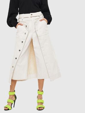 P-JORGE, Bianco - Pantaloni