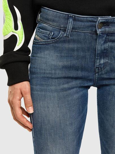 Diesel - Slandy 009FF, Blu medio - Jeans - Image 3