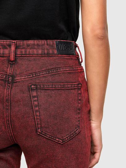 Diesel - D-Joy 009RJ, Rosso - Jeans - Image 5