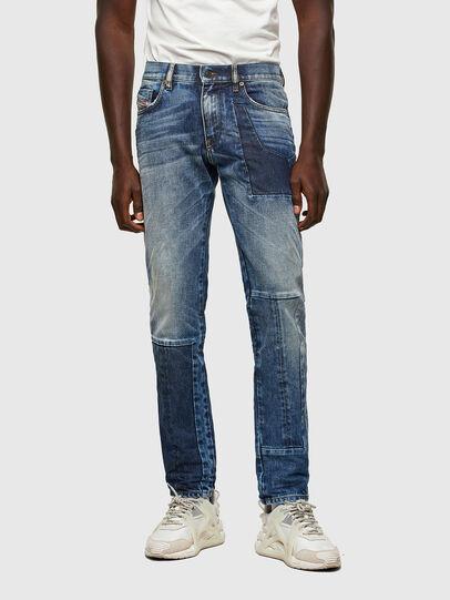 Diesel - D-Strukt 009NI, Blu medio - Jeans - Image 1