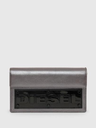 Diesel - DIPSIEVOLUTION, Grigio - Portafogli Piccoli - Image 1