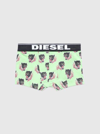Diesel - UMBX-UDAMIENTHREEPAC, Verde/Grigio - Underwear - Image 2