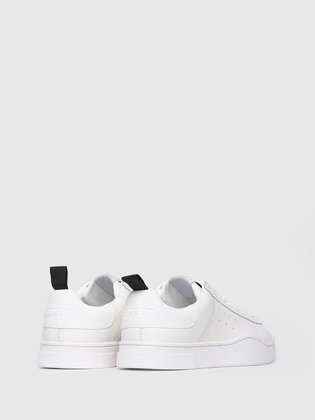 Diesel - S-CLEVER LOW W, Bianco - Sneakers - Image 3