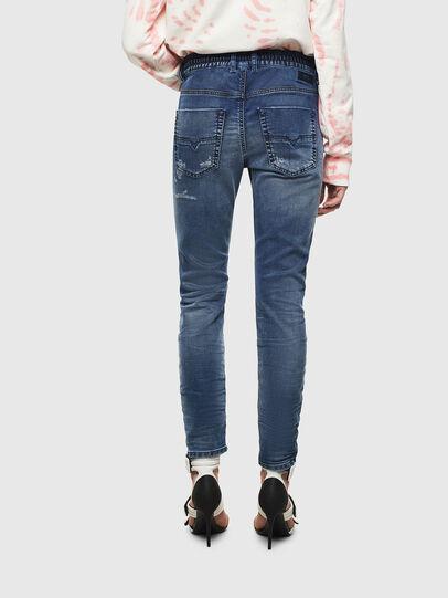 Diesel - Krailey JoggJeans 069LW, Blu Scuro - Jeans - Image 2
