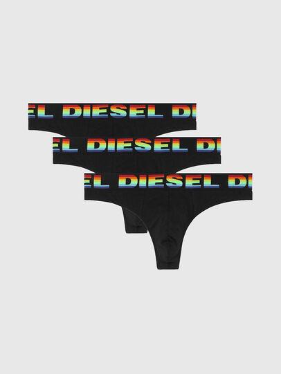 Diesel - UMBR-STRINGTHREEPACK, Nero - Slip - Image 1
