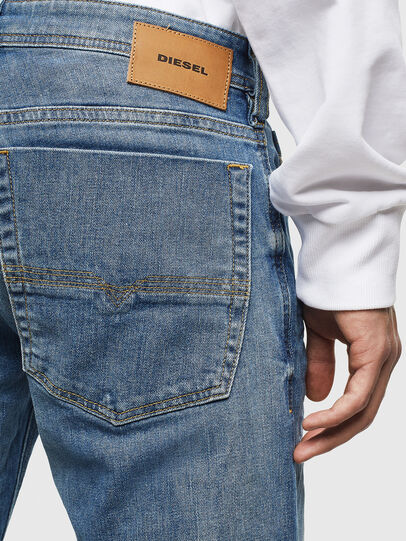 Diesel - Zatiny CN035, Blu medio - Jeans - Image 4