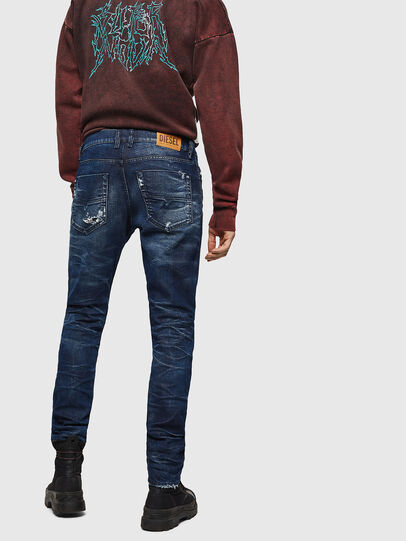 Diesel - Tepphar 084AM, Blu Scuro - Jeans - Image 2