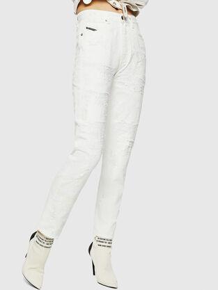 D-Eiselle 069IJ, Bianco - Jeans