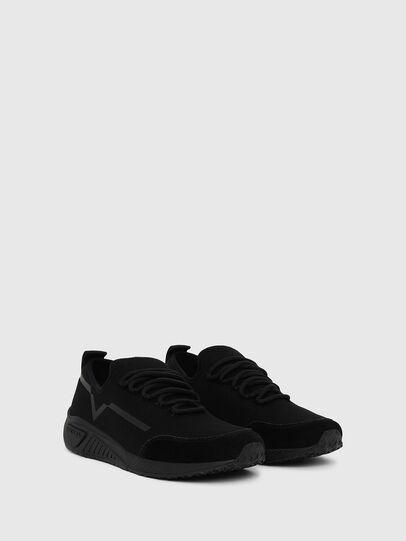 Diesel - S-KBY STRIPE W, Nero - Sneakers - Image 2