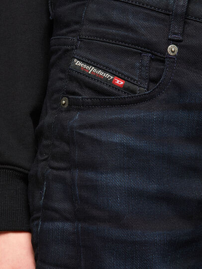 Diesel - Fayza 084AY, Blu Scuro - Jeans - Image 3
