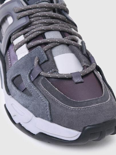 Diesel - S-KIPPER LOW TREK II, Grigio - Sneakers - Image 6