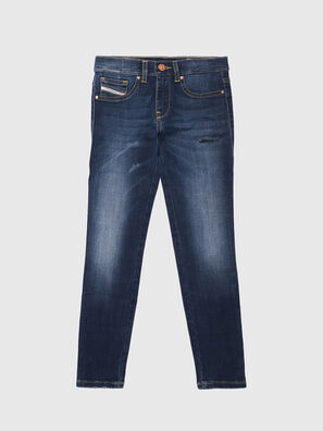 DHARY-J, Blu Scuro - Jeans