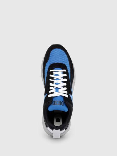 Diesel - S-SERENDIPITY LOW CU, Nero/Blu - Sneakers - Image 6