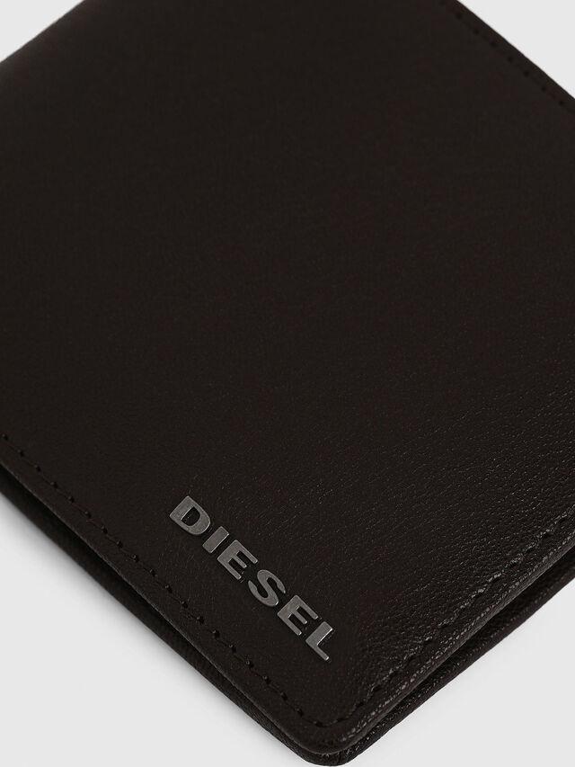 Diesel - HIRESH S, Marrone - Portafogli Piccoli - Image 5