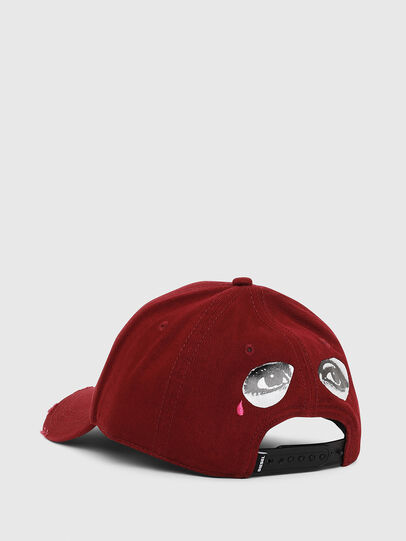 Diesel - CIDAY, Rosso - Cappelli - Image 2