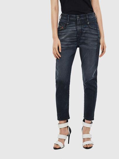 Diesel - FAYZA JoggJeans® 069MD, Blu Scuro - Jeans - Image 1