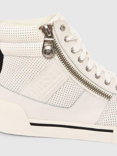Diesel - S-DVELOWS MID CUT, Bianco - Sneakers - Image 5