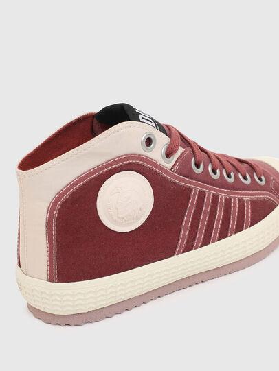Diesel - S-YUK MC W, Rosso - Sneakers - Image 4
