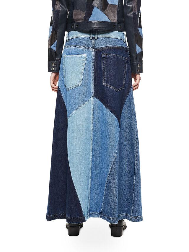 Diesel - ODETTE, Blu Jeans - Gonne - Image 2
