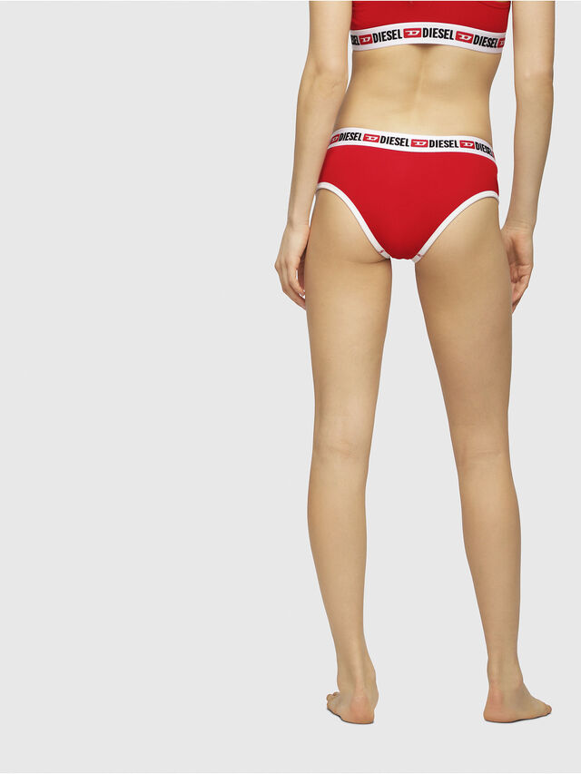 Diesel - UFPN-OXY, Rosso - Culottes - Image 2