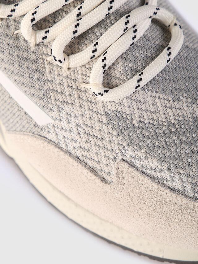 Diesel - S-KBY, Grigio - Sneakers - Image 4
