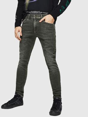 Thommer 0890E, Verde/Grigio - Jeans
