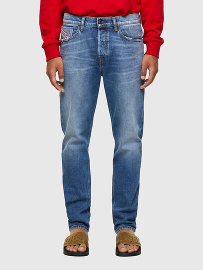 Diesel - D-Fining Z9A19, Blu Chiaro - Jeans - Image 1