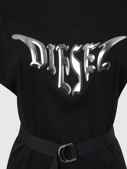 Diesel - D-FLIX-C, Nero - Vestiti - Image 4