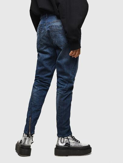 Diesel - Fayza JoggJeans 083AS, Blu Scuro - Jeans - Image 2