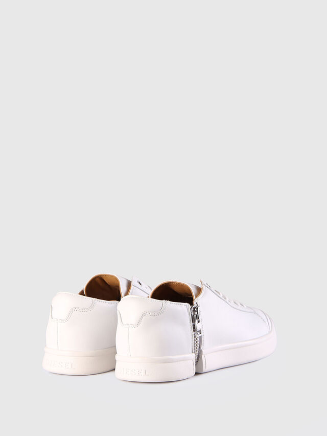 Diesel - S-NENTISH LOW, Bianco - Sneakers - Image 3