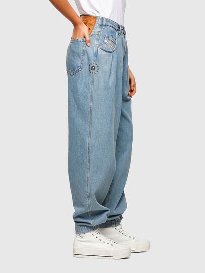 Diesel - D-Concias 009RQ, Blu Chiaro - Jeans - Image 5