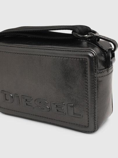 Diesel - ROSA' CNY, Argento - Borse a tracolla - Image 6