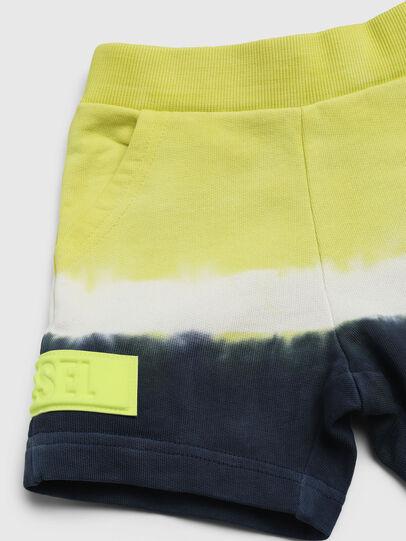 Diesel - PDEEPB, Blu/Giallo - Shorts - Image 3