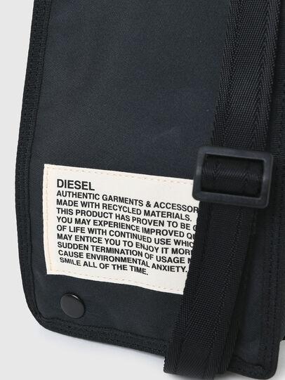 Diesel - ANKO WP, Nero - Borse a tracolla - Image 5