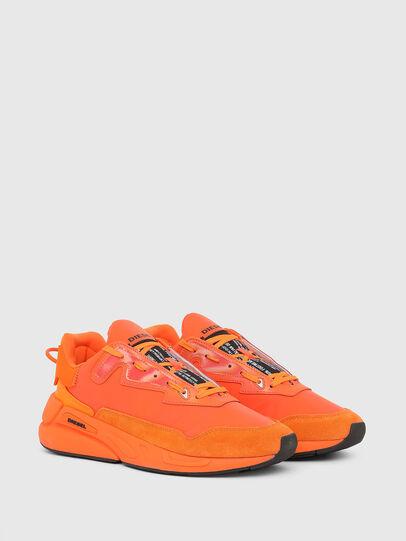 Diesel - S-SERENDIPITY LC, Arancione - Sneakers - Image 2