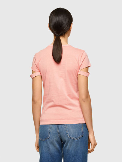 Diesel - T-BULLOCK-A1, Rosa - T-Shirts - Image 2