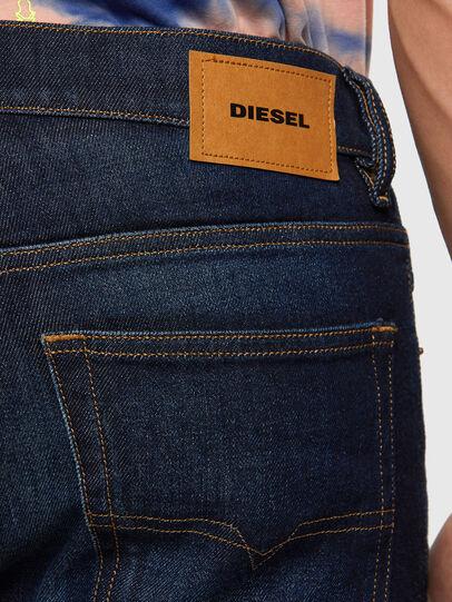 Diesel - D-Luster 009EQ, Blu Scuro - Jeans - Image 3