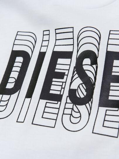 Diesel - TSILYDIESEL, Bianco - T-shirts e Tops - Image 3