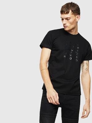 T-DIEGO-J8, Nero - T-Shirts