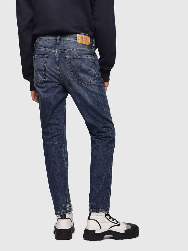 Diesel - Mharky 080AG, Blu Scuro - Jeans - Image 2